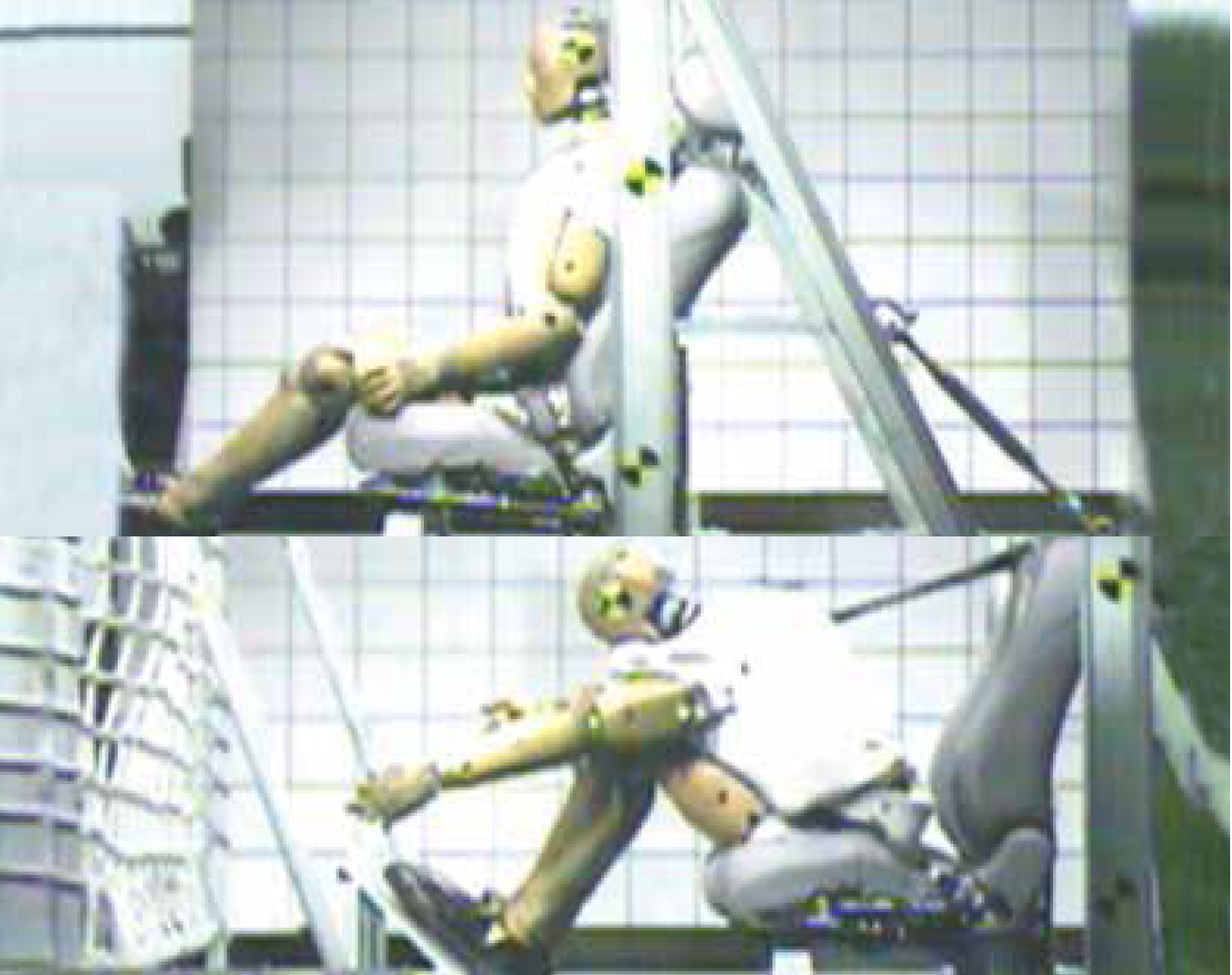衝突試験装置